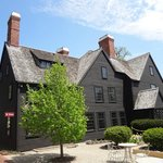 House Of The Seven Gables!