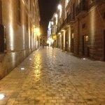 Ciutadella at night