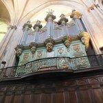 Órgão da Catedral de St-Sauveur