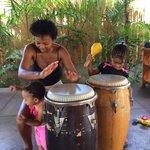 Future Seastar Drummers!