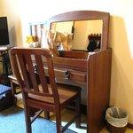 Very nice furnishings
