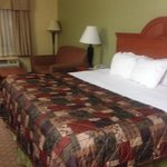 large comfy bed!