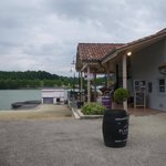 Au bord du lac de Marciac