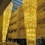 Вечером в отеле