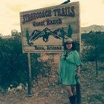 entrada al Rancho
