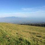 Haleakala Bike Ride View