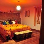 Pukara Wasi bedroom