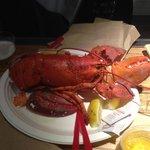 Medium lobster to share