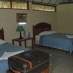 the plain bedroom  in B--12