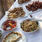 Buffet ( private barbecue)