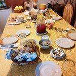 Breakfast at B&B San Giacomo
