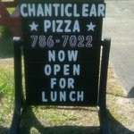 Chanticlear Pizza