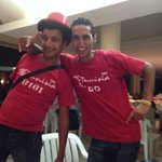 Gigi and mido, lovely guys!!