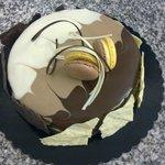bolo chocolate(chocolate cake)