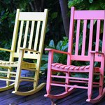 Beautiful chairs