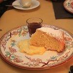 Торт самбука