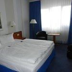 Zimmer Best Western Rastatt