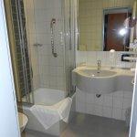 Badezimmer Best Western Rastatt