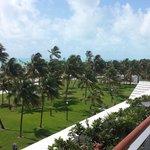 View of Sth Beach park area between beach and Ocean Drv