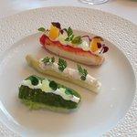 King Crab & White Asparagus