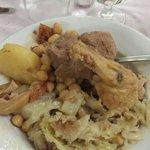 Cocido a la Madrilena