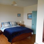 Coastguard Station - Main bedroom