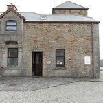 Coastguard Station - Entrance to the 3 bed appart.