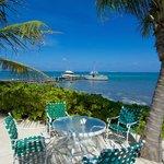 Seaside relaxing areas