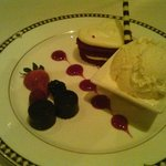 One of our desserts.