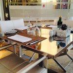 Ocean club Italian restaurant