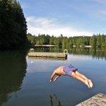 Sept 20 swim