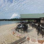 MAin restaurant - Ol Copra shed