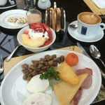 Such an amazing Breakfast