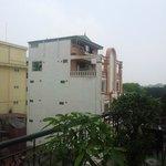 Outside balcony's view