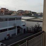 Vista desde el balcon de la hab.