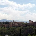 Alhambra from St. Nicholas Church
