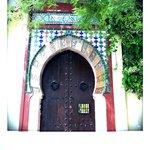 Albayzín street door