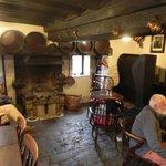 Inside Fleece Inn
