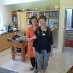 Liz's kitchen