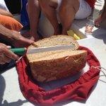 Joyce and Pierre's famous 10-grain bread
