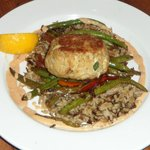 Abbey Crab Cake