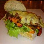 Steak Sándwich!!!!