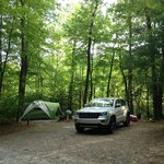 Camp Site D15
