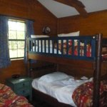 Bunk bed room (also had a fullsize bed)