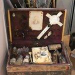 Vampire Hunter's Kit in the little museum