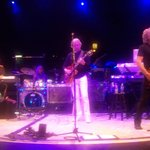 Moody Blues from the 2nd row!