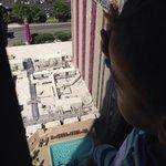 17th floor view!!