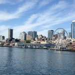 View from Seattle Harbor