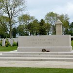 Beny-sur-Mer France- Canadian War Cemetery
