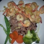 Rum runner shrimp
